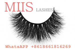 supplies comfortable 3d real mink false eyelashes