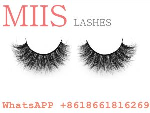 factory sales premium 3d mink false lashes