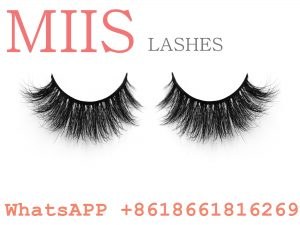 since 1997 supplies the best quality 3d mink lashes
