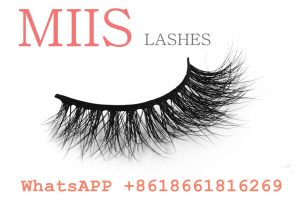 selling 3d real mink blink strip eyelashes