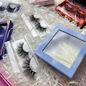 cheap custom eyelash boxes
